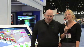 NEC debuts latest touchscreen kiosk at NRA