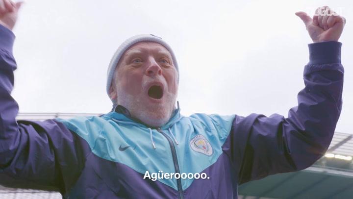 Hide The Pain Harold's Football Tour: Man City