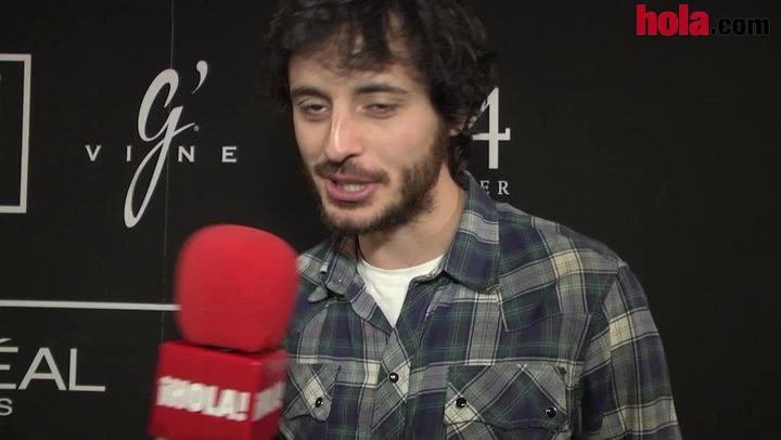 Javier Pereira: 'Aún no me creo que haya ganado el Goya'