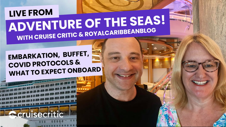 Live From Adventure of the Seas: What's the Same, What's Different and What's Better?