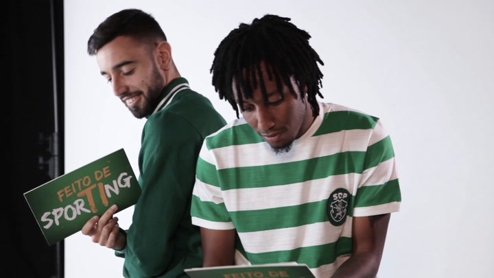 Gelson and Bruno Fernandes Question Time