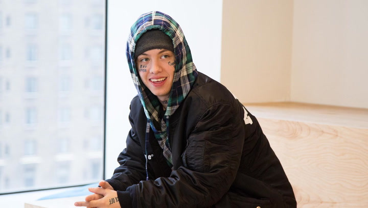 Lil Xan Talks Total Xanarchy and SoundCloud Artists Dominating