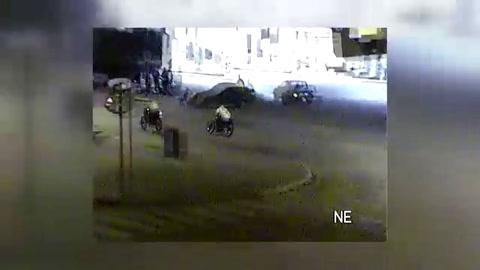 El video de las picadas ilegales que alertaron a los vecinos en la zona sur