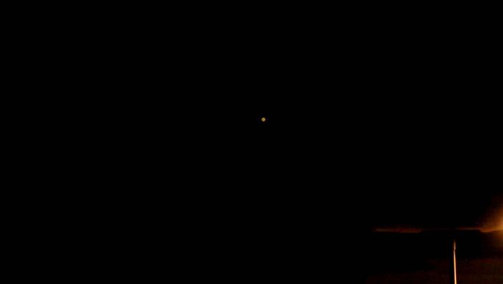 Luz Misteriosa En Zahara De Los Atunes