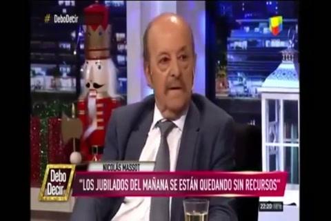 Bárbaro: Macri hizo un país de Durán Barba: o apoyo o soy enemigo