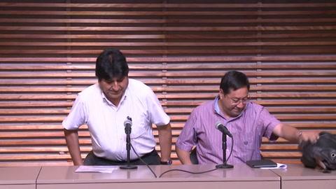 Arce, candidato de Morales, anuncia regreso a Bolivia
