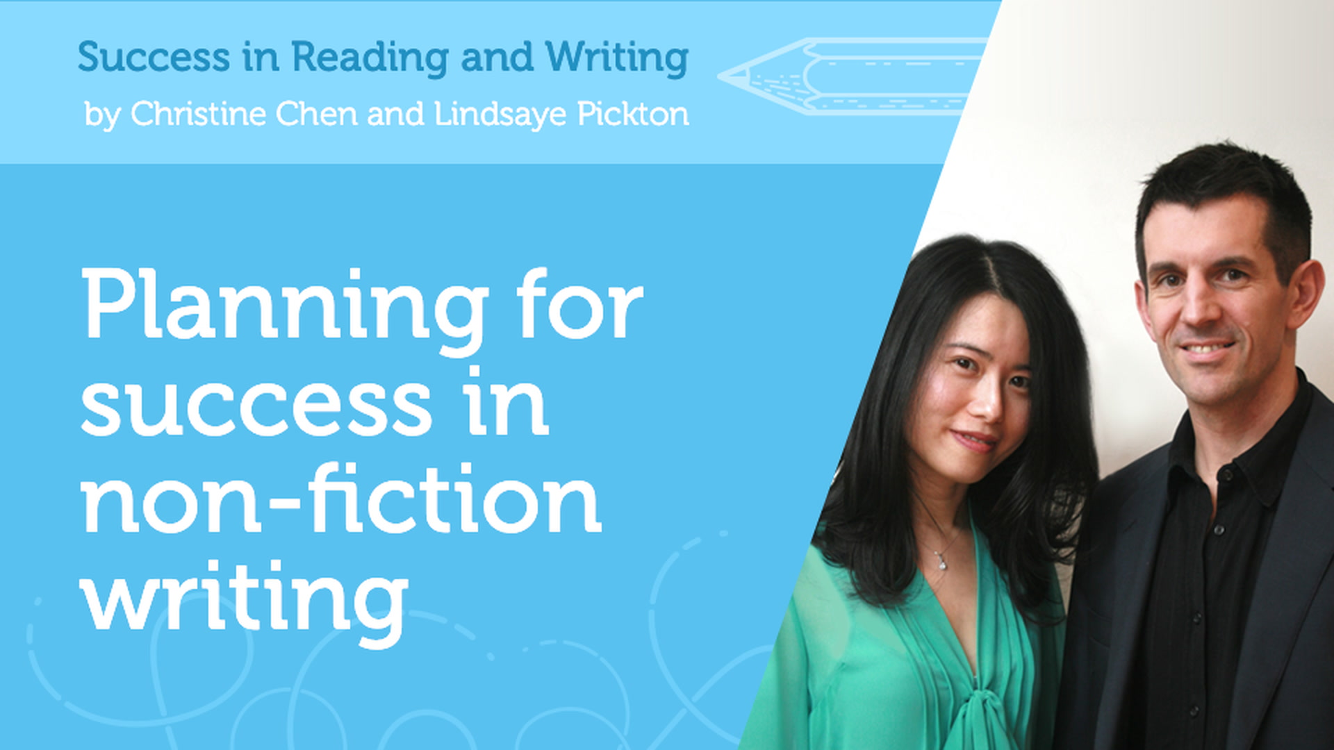 Planning for success in non-fiction writing