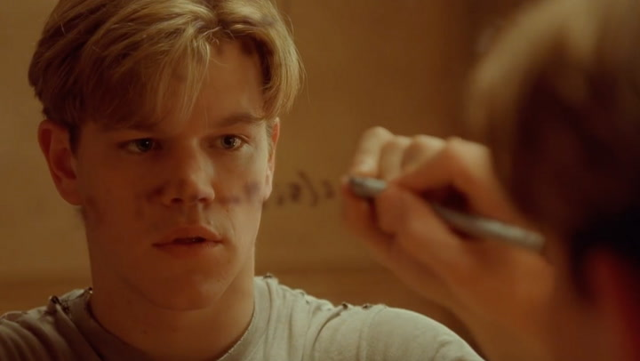 'Good Will Hunting' Trailer