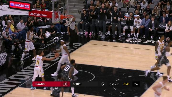 Las 10 mejores jugadas de la jornada de la NBA del 17 de enero 2020
