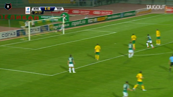 Martin Jiranek's wonder strike vs FC Kuban