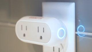 Capsule Dual Control Smart Plug