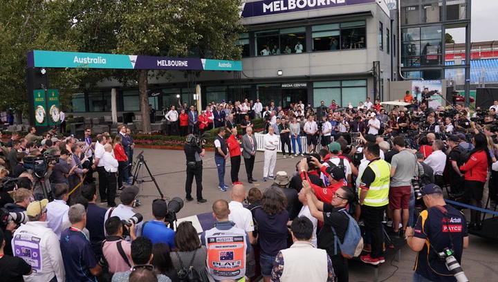 La F1 canceló el GP de Australia
