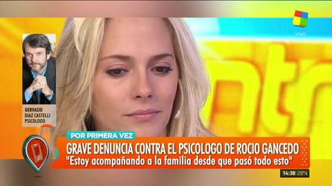 Díaz Castelli habló del polémico audio con Rocío Gancedo