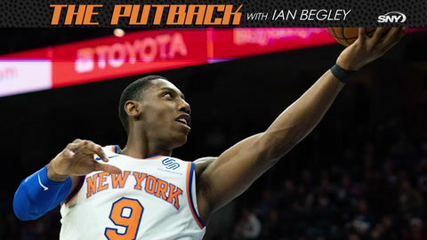 The Putback with Ian Begley: RJ Barrett's trainer discusses changes RJ has made to improve