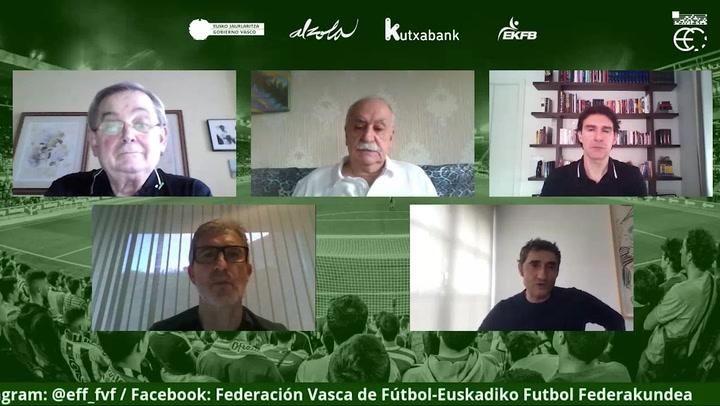 """Valverde: """"Ver jugar a Messi de lejos impresiona, pero de cerca aún más"""""""