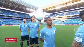 Bolivia 0-2 Uruguay (Copa América)