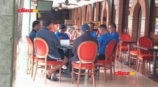 Árbitros de la Gran Final tienen reunión previo al juego entre Motagua y Olimpia
