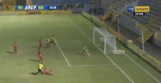Rony Martínez rompe mala racha y marca doblete ante Real Sociedad