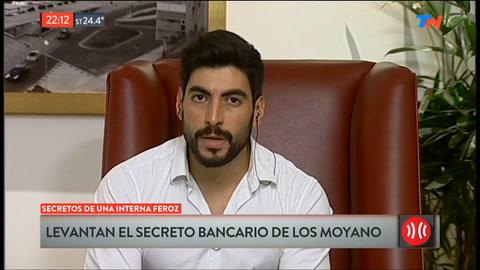 Facundo Moyano: La Justicia es funcional a la avanzada del gobierno
