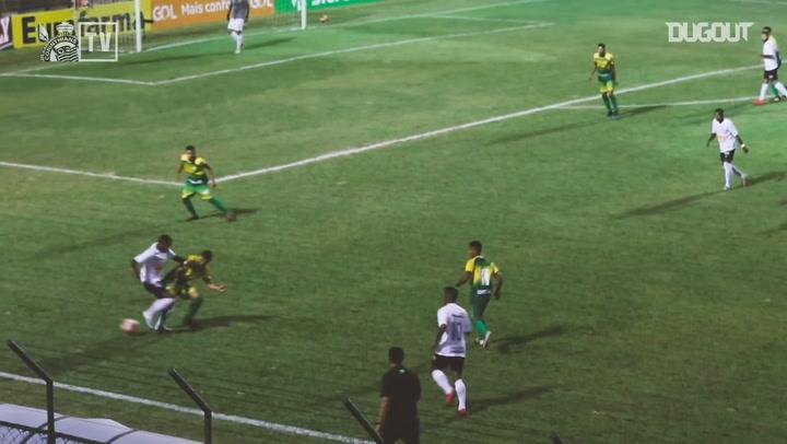 Corinthians U20 progress to third round of Copa São Paulo de Futebol Júnior de 2020