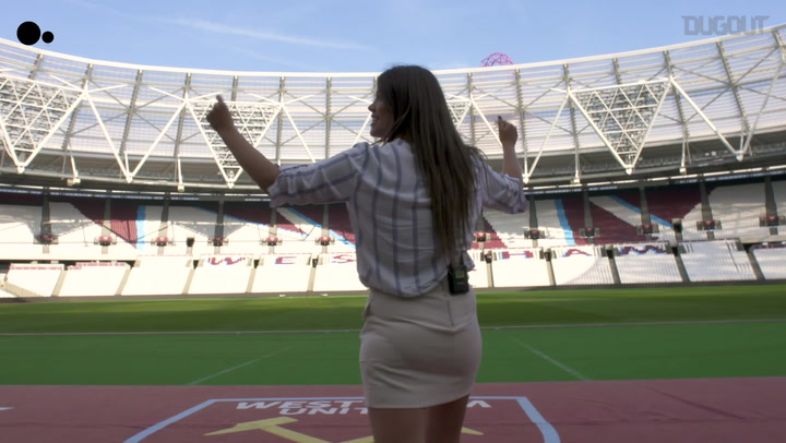 Club Secrets: West Ham Stadium Tour