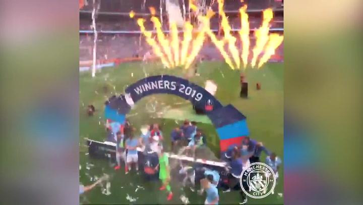 El Manchester City, campeón de la FA Cup