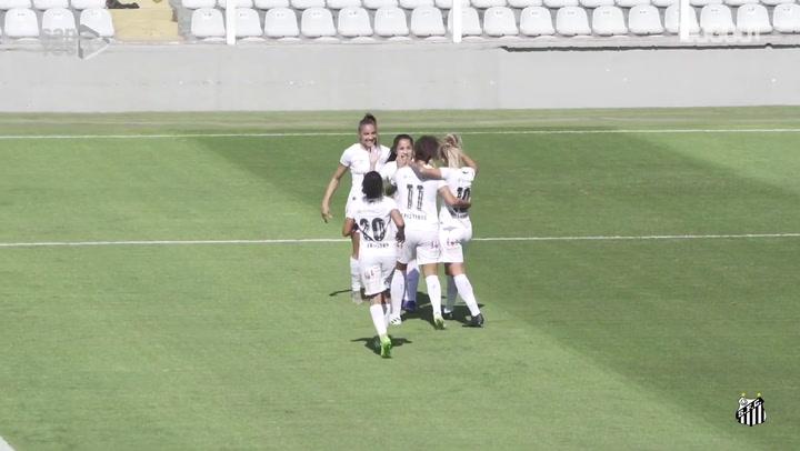 Sereias smash five past Audax in the return of Women's Brazilian Championship