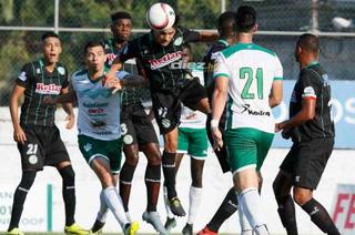 GOLES: Platense empató 1-1 ante Juticalpa en el Excelsior