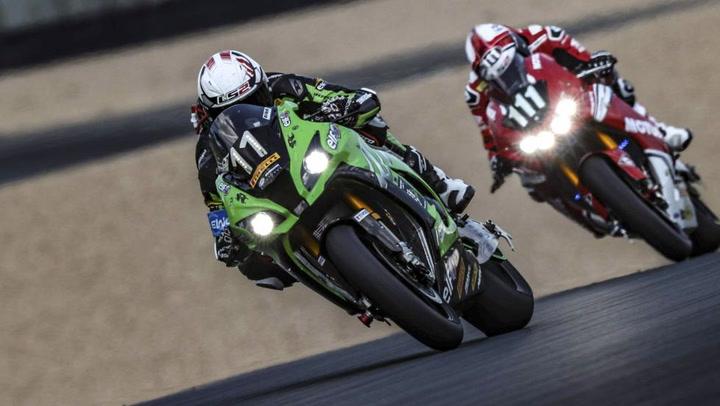 David Checa, Guarnoni y Nigon ganan las 24 Horas de Le Mans de motociclismo