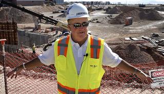 Construction for new 51s ballpark underway