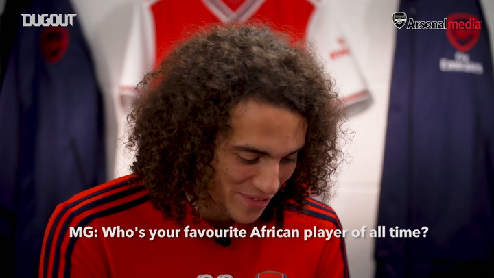 Pépé and Guendouzi reveal their childhood heroes