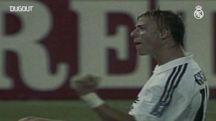Guti'nin Real Madrid Yılları