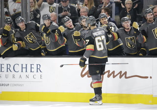 Golden Knights have a vocal bench – VIDEO