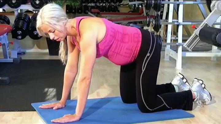 Gravidtrening: Hvordan styrke bekkenet