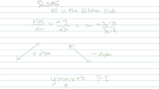 Slope - Problem 5