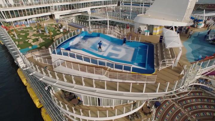 Symphony Of The Seas Video Tour
