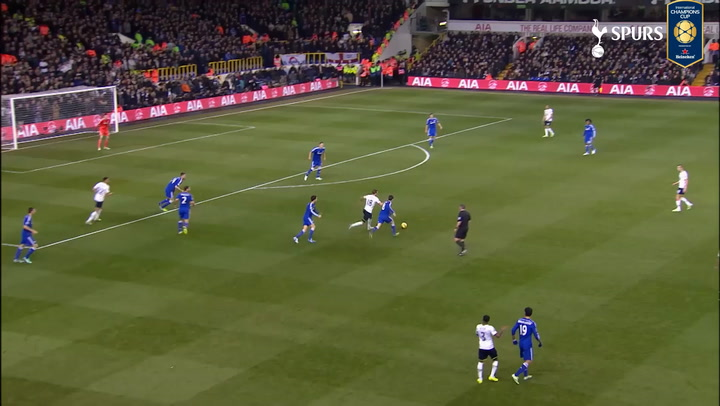 Harry Kane's Top 5 goals