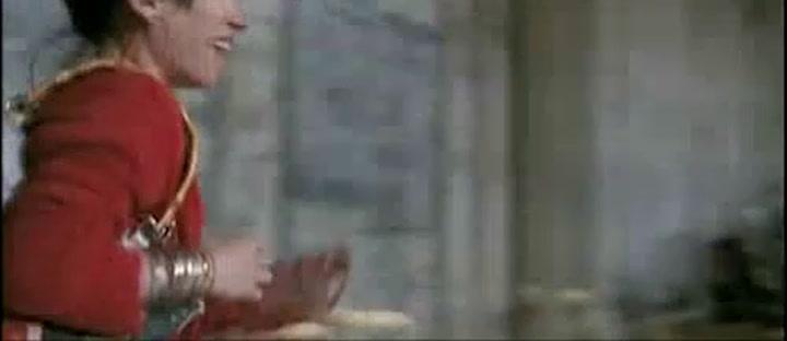 Scene from film; 'Flamenco'
