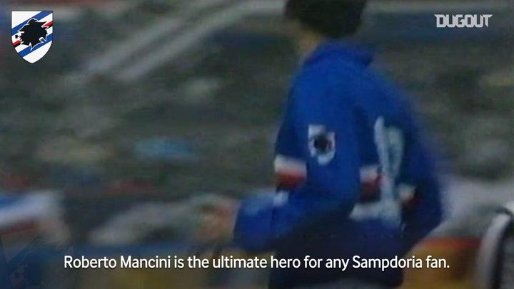 Cult Heroes: Roberto Mancini