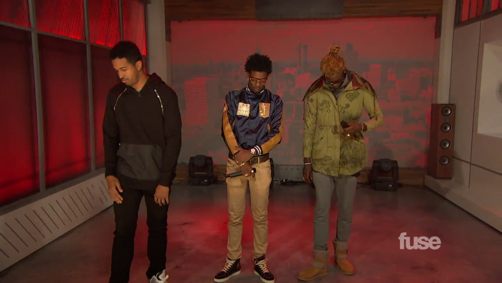 """Shows: Trending 10: Rich Gang - """"Lifestyle"""" Live Performance"""