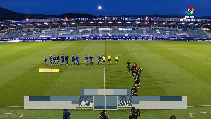 LaLiga SmartBnak (J15): Resumen y goles del Ponferradina 3-2 Leganés