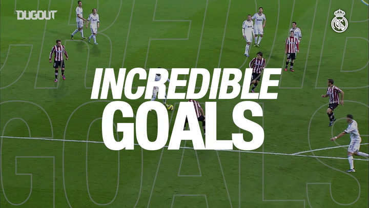 Incredible Goals: Karim Benzema Vs Athletic Bilbao