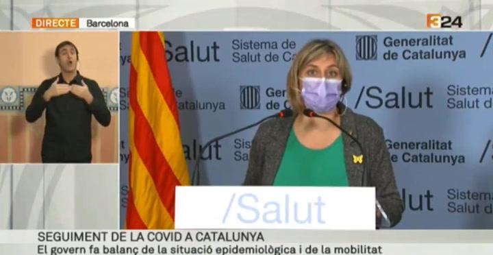 Catalunya confina todos los municipios durante 10 días ante el avance de la pandemia