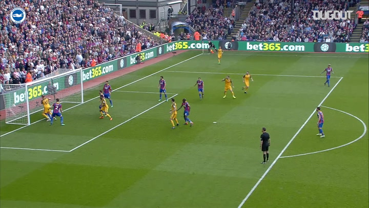 Glenn Murray's goals vs Crystal Palace