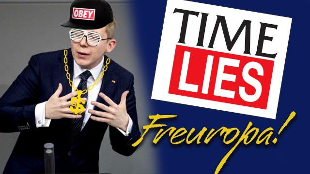 TIME LIES - Freuropa