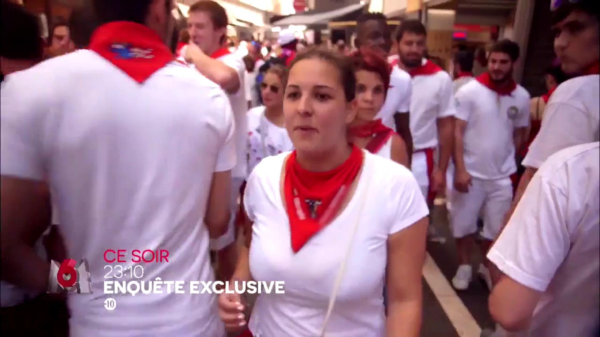 Enquête exclusive : Pampelune : au coeur de la plus grande feria du monde