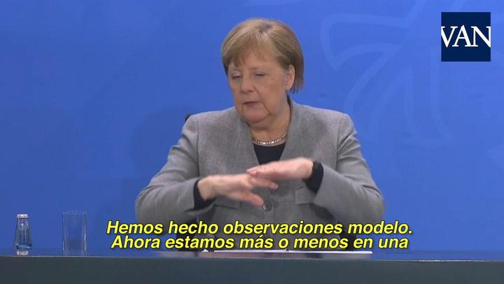 Merkel, la canciller científica