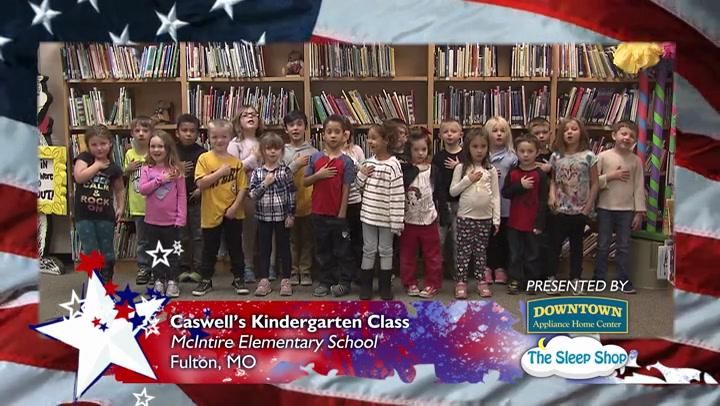 Mclntire Elementary School - Mrs. Caswell - Kindergarten