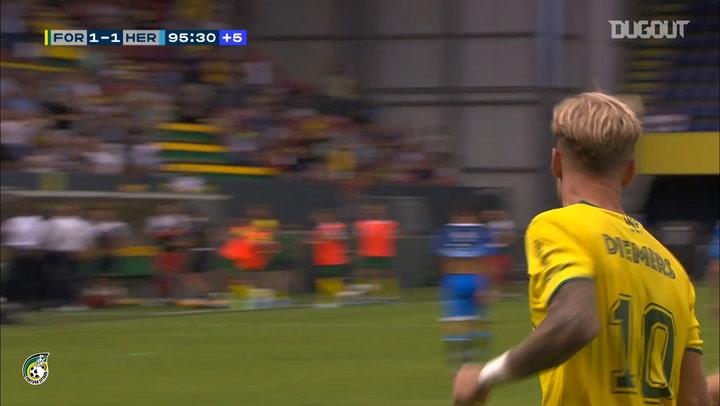 Mark Diemers' 2019-20 Eredivisie campaign