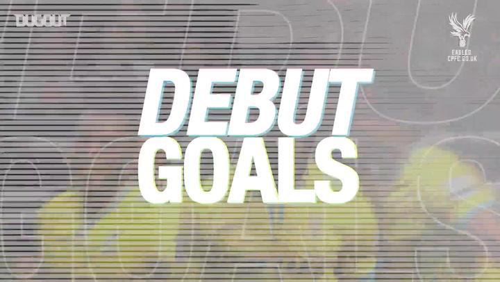 Debut Goals: Wilfried Zaha Vs Newcastle